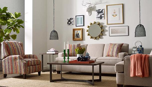 England Furniture - Room Scene